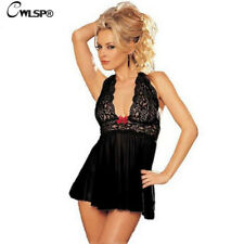Women Sexy Lingerie Summer Fashion Corset G String Dress Underwear Sleepwear