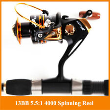 Fishing Spinning Reel Bearing Balls Super Strong Carp Automatic Fishing Spinner