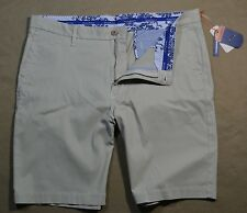 NWT MENS TOMMY BAHAMA BEDFORD & SONS KHAKI SANDS CORDUROY CHINO SHORTS SZ 32-36