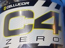 Cellucor C4 ZERO Explosive Tingle-Free Pre-Workout 30 Servings iD Series 255g