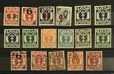German Stamp  Mint & Used HOG /NG VF-XF  Very Incredible Collection G221-33