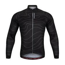 Cycling Jersey Bike Jersey Long Sleeve Camping / Hiking Exercise Sportswear