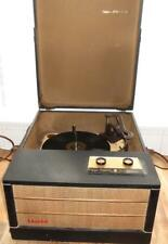 Philco Gerrard Record Player RC120/4H Deck Vintage 1960s Portable High Fidelity