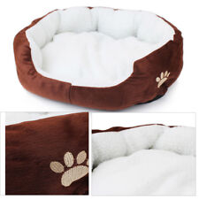 House Soft Warm Kennel Dog Mat Pet Dog Cat Bed Puppy Cushion pet bed
