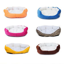 Pet Dog Cat Bed pet bed Kennel Dog Mat House Soft Warm Puppy Cushion