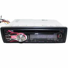 JVC KD-R431 Car Stereo with Front USB+ 2x Aux Input  CD/MP3/WMA bluetooth