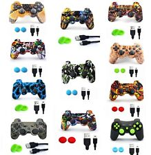 PS3 controller - Wireless Bluetooth Joystick, Wireless Gamepad for Playstation 3