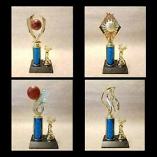 Basketball Trophy Second Place With Free Personalized Plaques, Trophies, Awards