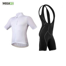 Cycling Jersey Clothing + Bib Shorts Breathable Training Clothes Suits