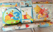 Winnie The Pooh Bedroom/Nursery Decoration Stickers/Height Chart/Glow Pictures