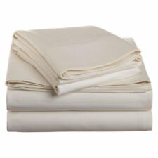 Superior 1500 Thread Count Cotton Solid Sheet Set