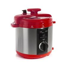 Wolfgang Puck 8 qt. Fully Automatic Pressure Cooker with 36 Recipes