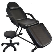 Beauty Chair Salon Equipment With Stool Massage Bed Barber Chair Facial Tattoo