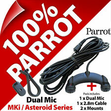 Parrot Noise Cancelling Dual Microphone for MKi and ASTEROID Series Handsfree