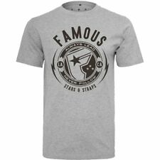 Famous Stars and Straps Shirt - Shocker grey