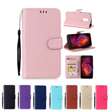 Magnetic Leather Flip Wallet Card Stand Case Cover For Xiaomi Redmi Note 3 4X