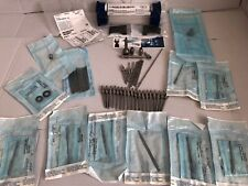 Zimmer V.Muller Surgical Drill Bits Pins Cannulated Surgical LOT 66 Orthopedic
