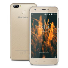"""Blackview A7 Pro 4G Unlocked Smartphone 5.0"""" Android 7 Quad Core 2G+16GB 3*Cams"""