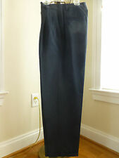 Claiborne Classic Fit Dress Pants Pleated & Cuffed Mens 31R Excellent Condition