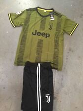 SOCCER UNIFORMS $16/SET INCLUDES JERSEY AND SHORT WITH NUMBER (JUVE)