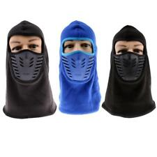 Bike Motorcycle Thermal Ski Full Face Neck Warmer Nylon Balaclava Sports Hat