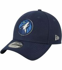 New Era Minnesota Timberwolves 9FORTY Dark Blue Cap Hat