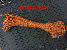 Sport 550 Paracord Parachute Cord 100Ft Lanyard Mil Spec Type III 7 Strand Core