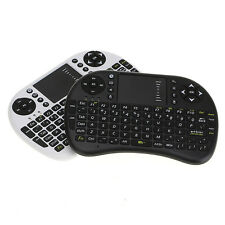 UKB-500-RF USB Charging Mini 2.4 GHz RF Wireless Touchpad Mouse Keyboard Combo