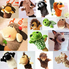 Cute Cartoon Animal Glove Hand Puppet Doll Soft Plush Toys Story Telling