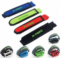 1 Pair Anti-slip Pedals Straps Foot Toe Clips For Fixed Gear Mountain Road Bike