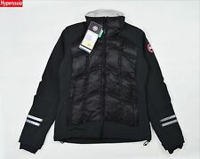Canada Goose Ladies Hybridge  Jacket 2705L Black Medium Large Made in Canada