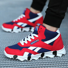 Fashion Men's Snow Boots Running Shoes Walking Sneakers Outdoor Casual Shoes