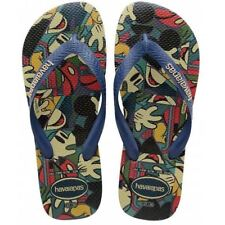 Havaianas Disney Kids Stylish Mickey Mouse Print Flip Flop Sandals All Sizes