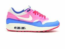 NIKE AIR MAX 1 HYP PRM SIZE 3 36 WOMENS GIRLS TRAINERS PINK 90 95 97 VT RARE