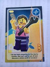Sainsburys Lego Create The World Cards - 1st card 99p, subsequent cards 25p each
