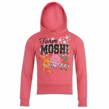 Girls ~ moshi monsters ~ Team Moshi ~ Hoodie ~ Ages 7 ~ 13 Years