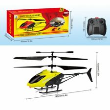 2CH Mini RC Helicopter Toys Remote Control Drone Radio Gyro Kids Toys XY802 FK