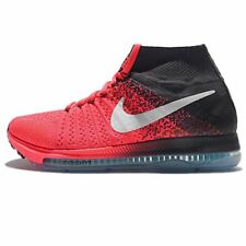 Nike Women's Wmns Zoom All Out Flyknit, HOT PUNCH/WHITE-ANTHRACITE, 11 M US