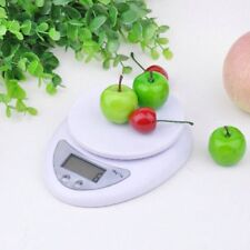 5kg 5000g/1g Digital Kitchen Food Diet Postal Scale Electronic Weight Balance AU