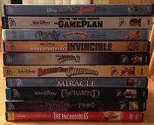 Used Disney DVDs. $5 - $12.50. Free Shipping.