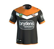 NEW WESTS TIGERS HOME JERSEY 2018