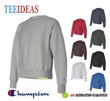 Champion Adult Reverse Weave Sweatshirt  Crew S1049 S-3XL