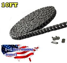 Wholesale 41 Roller Chain 10FT With Connecting links 1,5,10 Quantity Variations