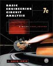 Basic Engineering Circuit Analysis, 7th Edition
