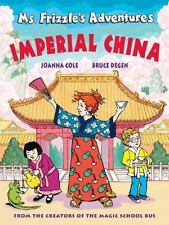 Ms. Frizzle's Adventures: Imperial China  (From the Creator of the-ExLibrary
