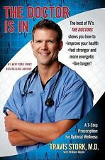 The Doctor Is In: A 7-Step Prescription for Optimal Wellness-ExLibrary