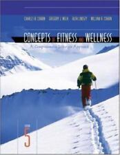 Concepts Of Fitness And Wellness : A Comprehensive Lifestyle Approach with