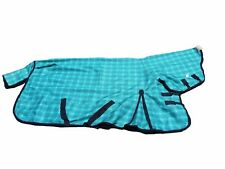 1200D No Fill Waterproof Breathable Horse Rug Combo 4'9