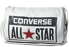Converse All Star Legacy Logo Duffle Bag Holdall - Various colours, White