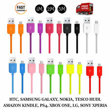 Extra Long 2M USB LEAD SYNC DATA CABLE CHARGER FOR iPhone 7 6 PLUS 5 5S iPad
